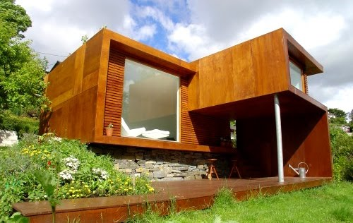 Home Sweet Home minimalist house design interest in the