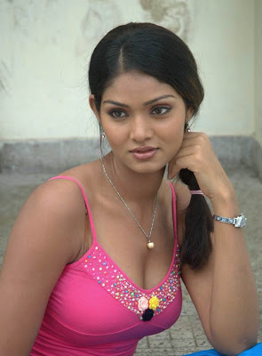 Black beauty Deepa Chary in pink. RELATED POSTS Deepa Chary