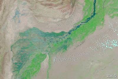 inundaciones pakistan