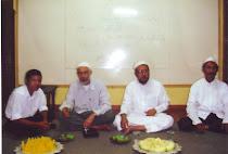 Aziem, Syech Abdul Jamal and Abu Ja'far Al-Munawwarah Madinah