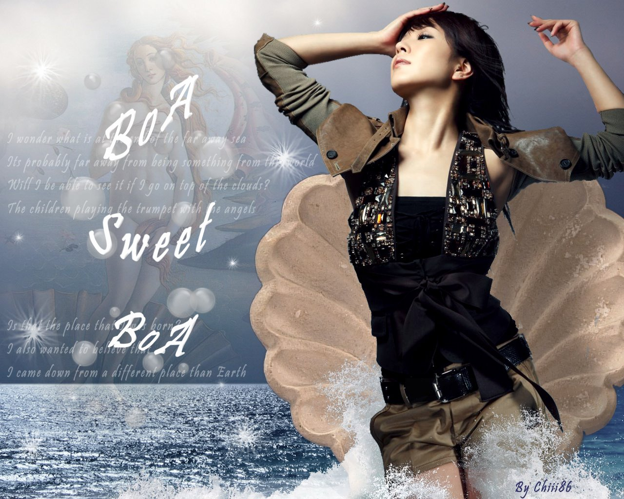 BoA Sweet BoA