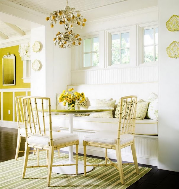 The Kitchen Banquette Does It Work In Your Space