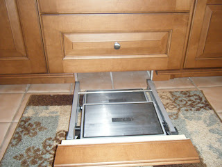 Under Cabinet Pull Out Step Stool Smart Storage Storage