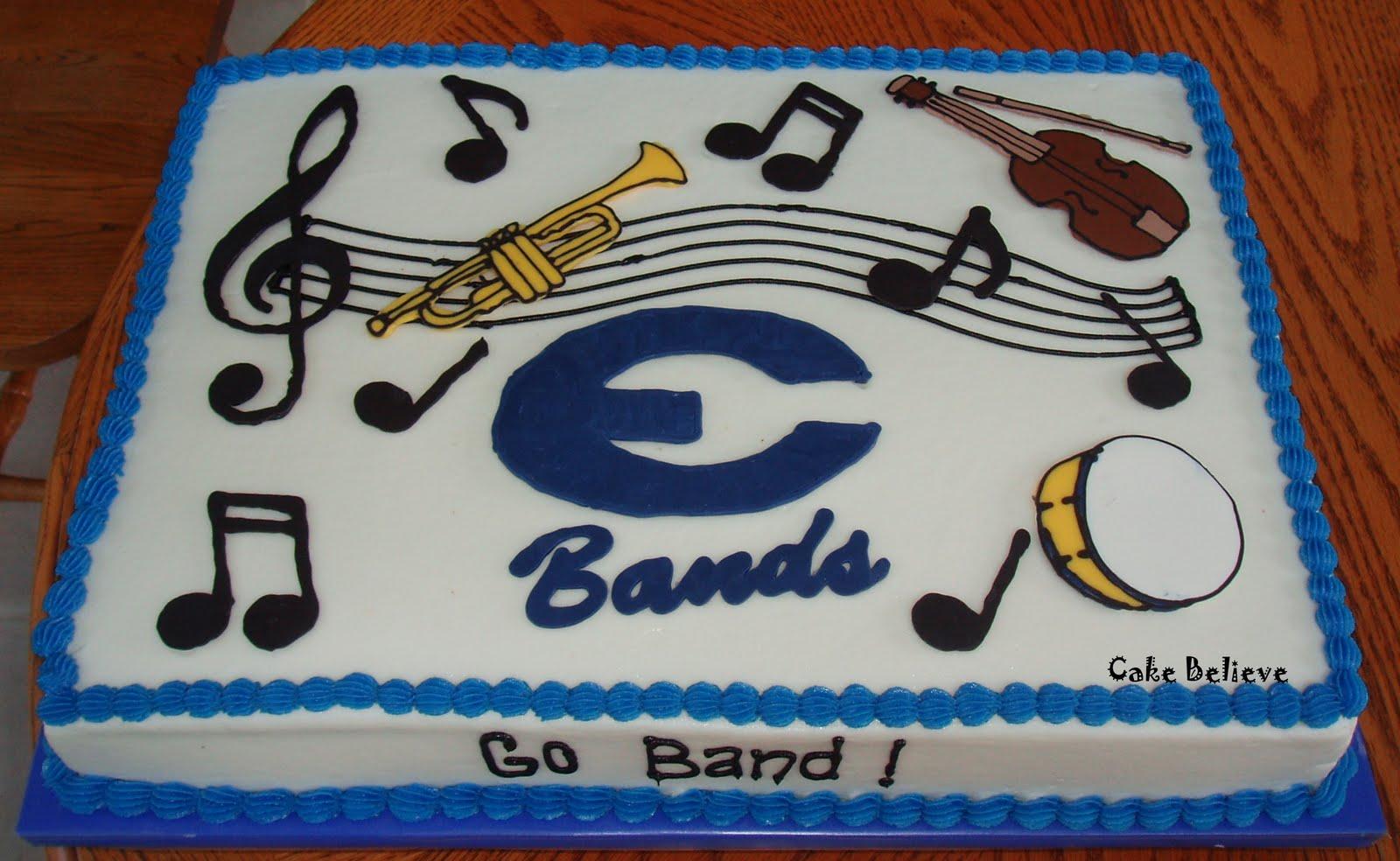 Cake Band Logo