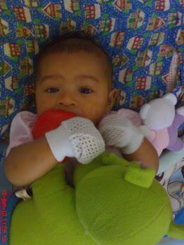 My lovely princess, Marsya Naurah