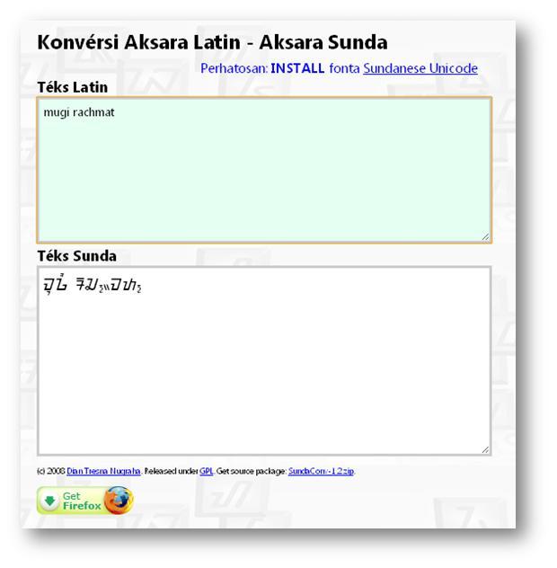 Anda dapat mengcopy teks yang telah di konversikan ke dalam aplikasi