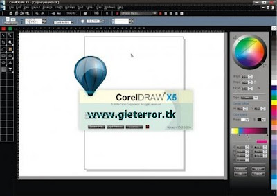 Download CorelDraw X5 Full Version + Keygen Crack