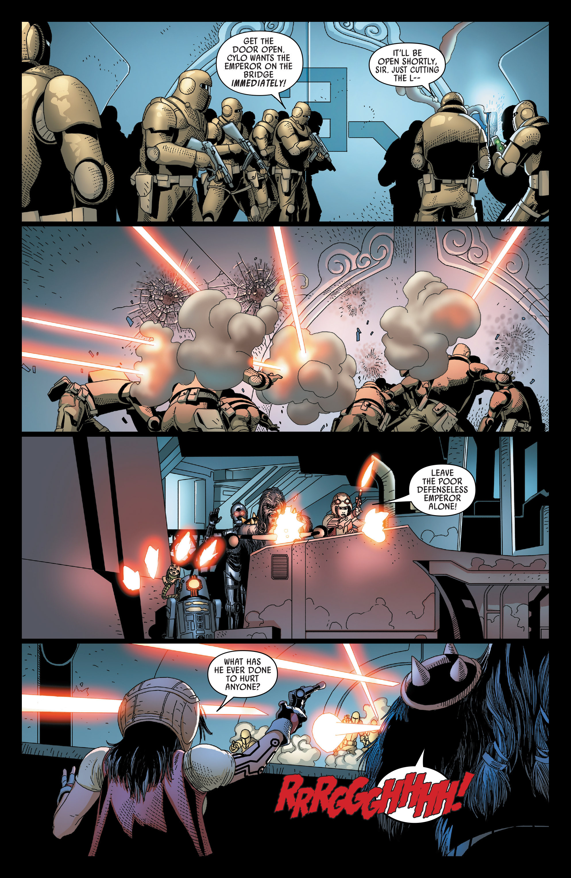 Read online Darth Vader comic -  Issue #23 - 13