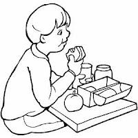 makan dengna tiga jari, cara makan rosulullah