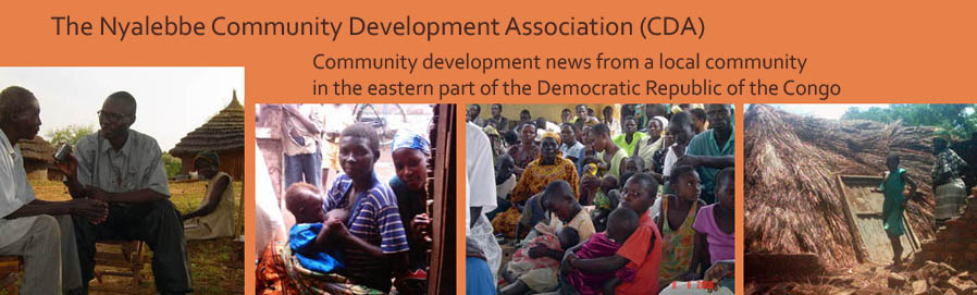 Community Development in the eastern Congo