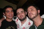 Fábio, Marco e Luigi