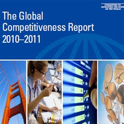 WEF Global Competitiveness Report