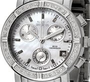 Invicta Women's 4718 II Collection Limited Edition Diamond Chronograph