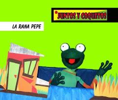 La/el presentador Rana Pepe