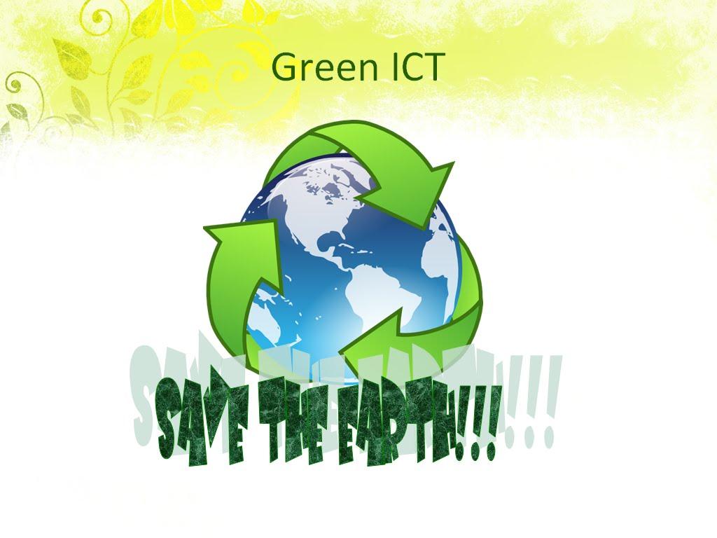 the green ict Green ict solutions are a value added reseller (var) of software solutions aimed at reducing an organisation's carbon footprint across the desktop environment, including pc's, printers and other network and power over ethernet (poe) devices such as routers and voip phones.