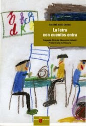 "LIBRO ""LA LETRA CON CUENTOS ENTRA"""