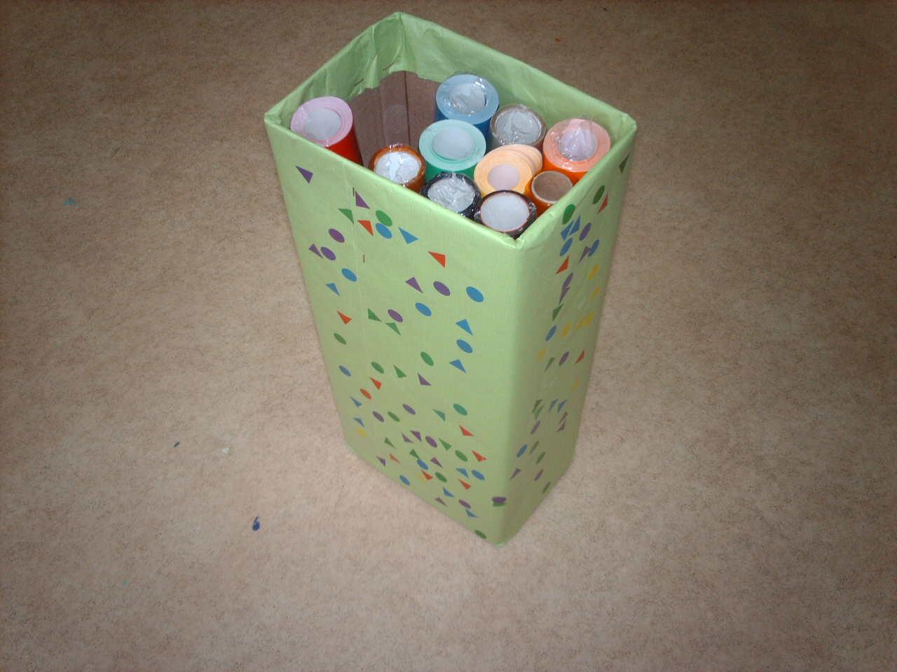Educaci n infantil decorar una caja - Decorar una caja de zapatos para ninos ...