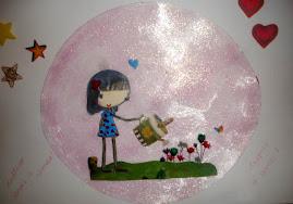 a menina na bolha: a experiência do sonho