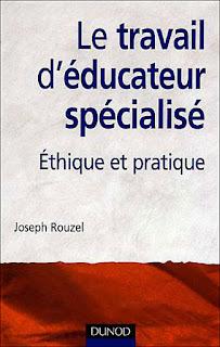 Éducateur, ce métier impossible - livre joseph rouzel le métier d'éducateur spécialisé