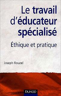 Éducateur, ce métier impossible - livre le travail d'éducateur spécialisé Joseph Rouzel