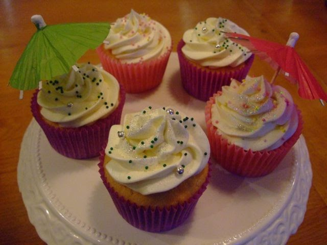 ... Cupcakes of Newbury: Southern Comfort, Lime & Lemonade Cupcakes
