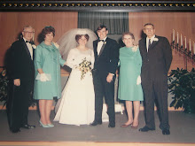 Michelle's Parent's Wedding Picture - 40 years ago