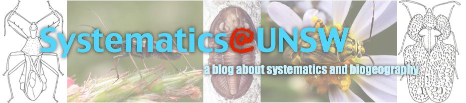 Systematics@UNSW