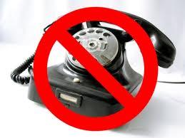 people landline habit familiar cheaper rid couple years strange
