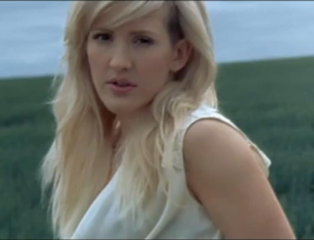 ellie goulding hair. Ellie Goulding - The Writer