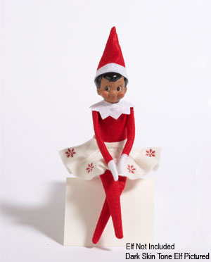 The Elf on the Shelf: A Christmas Tradition with Dark