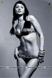 Aruna Shield Maxim bikini