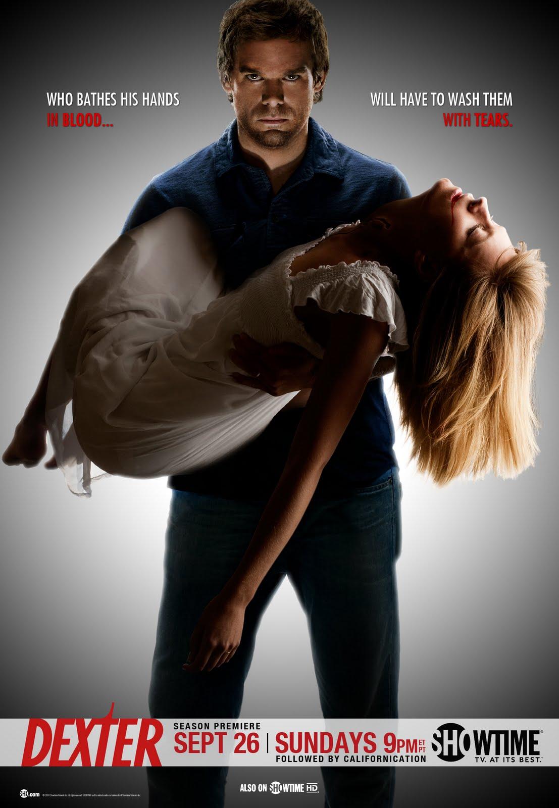 Reseña de la quinta temporada de Dexter sin spoilers   www.machacas.com