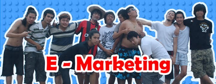 BCS426 : E - Marketing