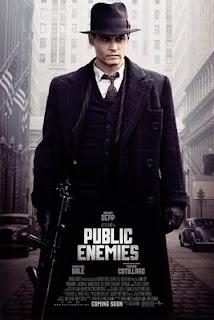 Public Enemies วีรบุรุษปล้นสะท้านเมือง