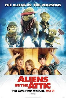 Aliens in the Attic จิ๋วแสบปะทะเอเลี่ยน(1/4)