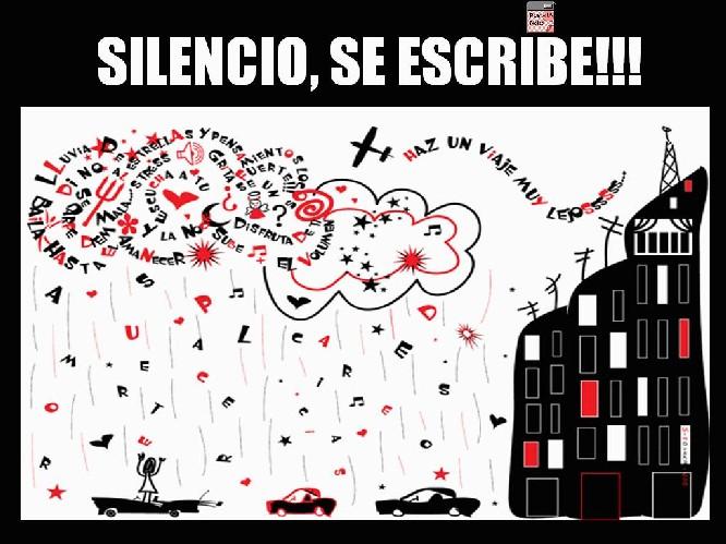 Silencio Se Escribe!!