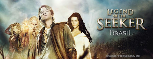 Legend of the Seeker Brasil
