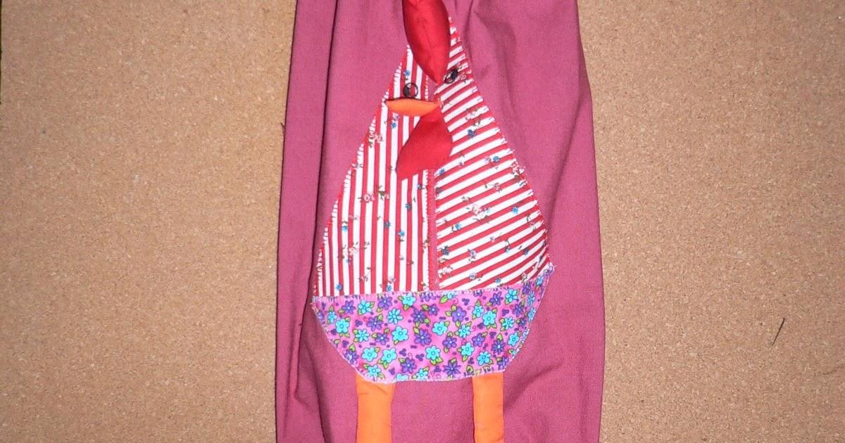 Trabajos de mis alumnas bolsa para guardar las bolsas de - Guardar bolsas plastico ...