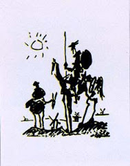 DON QUIJOTE POR PICASSO