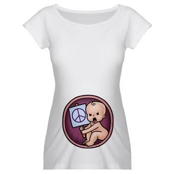 Komik Hamile Tişörtleri