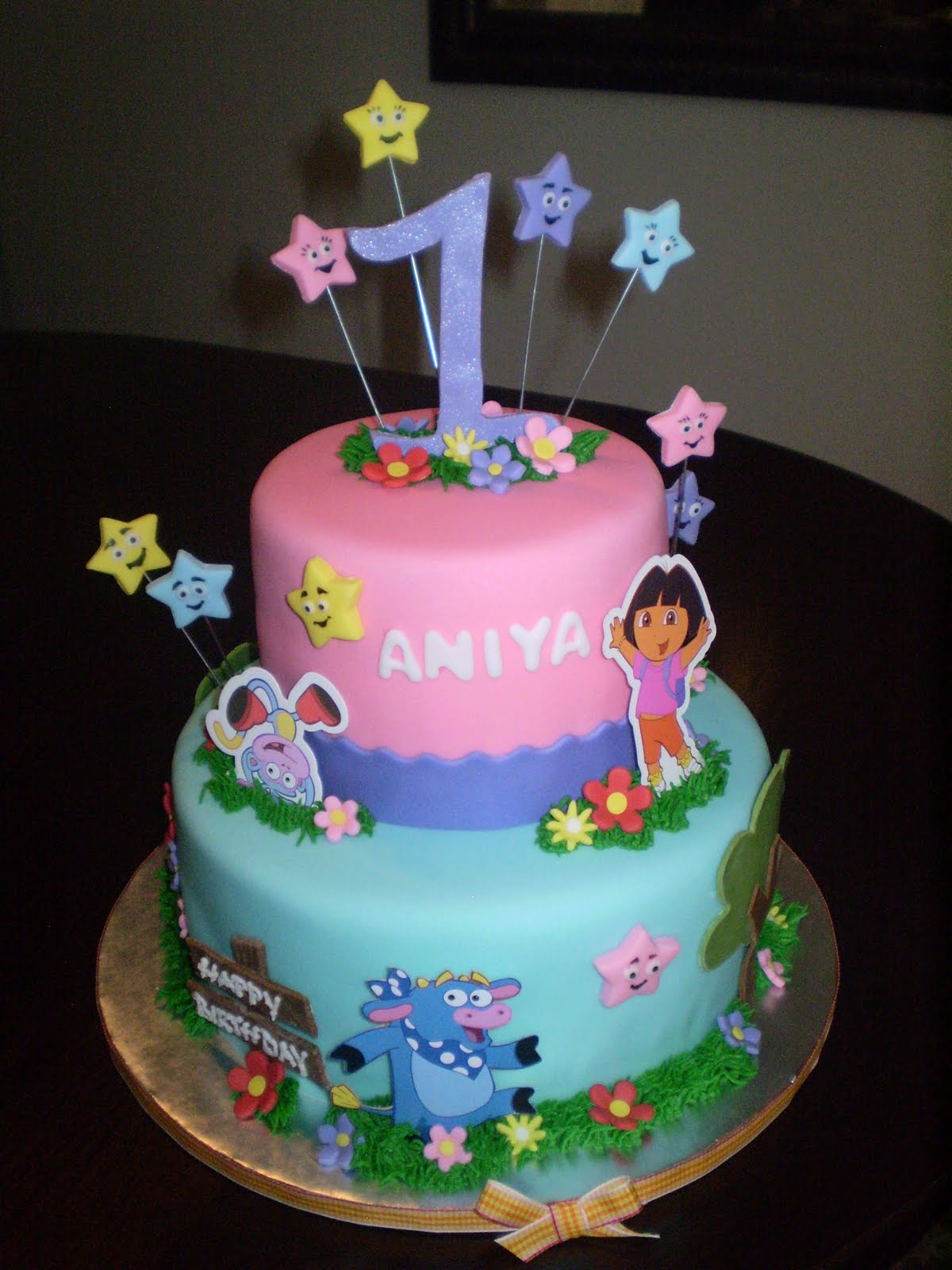 Divine Cakes by Janice: Dora the Explorer Cake