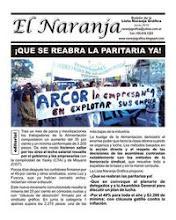 MIRA EL BOLETIN DE LA NARANJA ONLINE