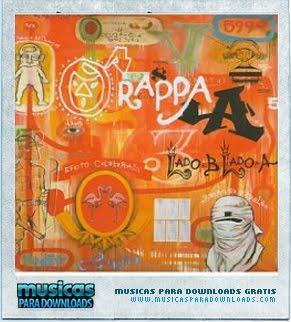 Capa O Rappa – Lado B Lado A | músicas