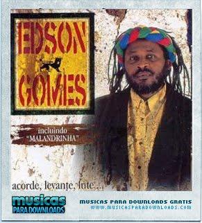 Capa Edson Gomes – Acorde Levante Lute | músicas
