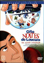 Baixar Filme Oito Noites de Loucura de Adam Sandler (Dublado)