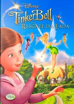 1 Filme   Tinker Bell e o Resgate Da Fada – Dublado