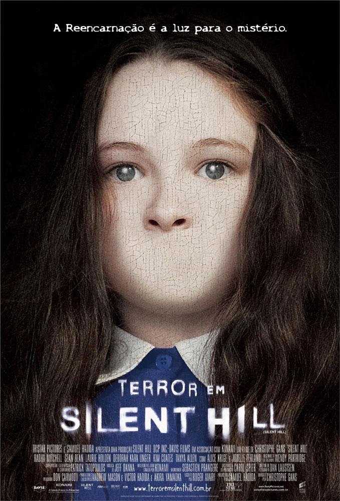 Terror Em Silent Hill   Dual Áudio