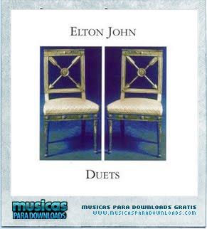 Capa Elton John – Duets | músicas