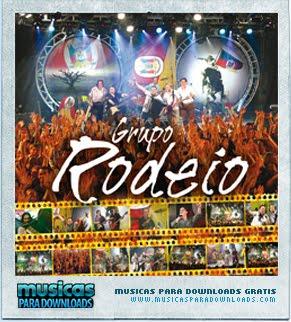 Capa Grupo Rodeio – 25 Anos Ao Vivo | músicas