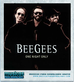 Capa Bee Gees – One Night Only | músicas